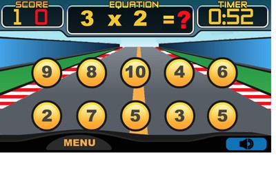 Mr  Nussbaum - Defeat the Mayan Math Monster - Online Math Game
