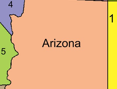 Interactive Map Of Arizona.Mr Nussbaum Arizona Interactive Map
