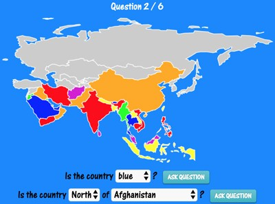 Mr. Nussbaum - Continents and Oceans - Online Game