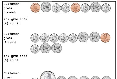 photo about Coins Printable named Mr. Nussbaum - Eliminating Cash - Printable