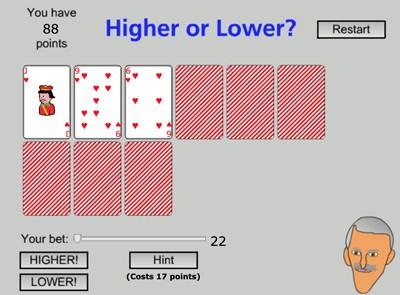 Mr  Nussbaum - Probability Fair - Online Game
