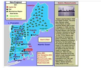 Mr. Nussbaum USA United States - Regions Activities