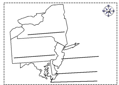 blank map of mid atlantic states Mr Nussbaum Geography Maps Blank Outline Maps Activities blank map of mid atlantic states