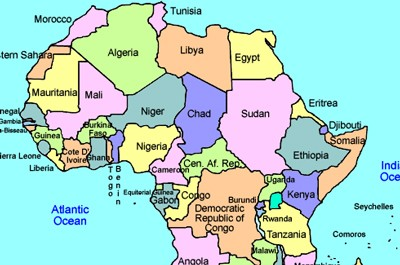 Map Of Africa With Countries Labeled.Mr Nussbaum Geography Africa Activities