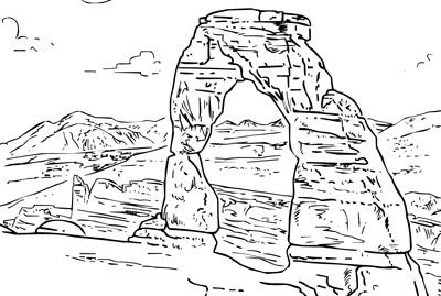 Mr Nussbaum Arches National Park Utah