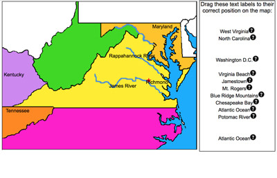 Mr. Nussbaum USA Virginia Activities on west virginia state map, fredericksburg virginia state map, quantico virginia state map, manassas virginia state map, maryland virginia state map, northern virginia virginia state map, richmond virginia state map, james river virginia state map,