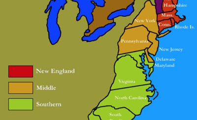 Map Of The 4 New England Colonies.Mr Nussbaum 13 Colonies Interactive Profile Map