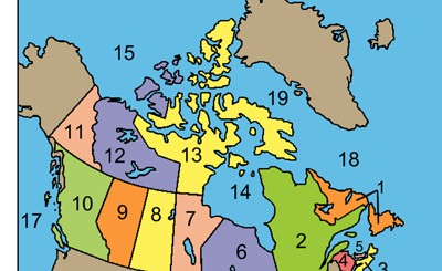 Map Of Canada Online Quiz.Mr Nussbaum Canada Provinces And Surrounding Waterways