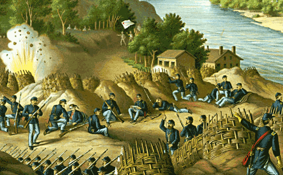 Mr. Nussbaum - Siege at Vicksburg