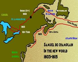 Click on an Explorer Map Thumbnail for a Larger Map on jacques cartier route map, john cabot, francis drake, champlain explorer map, james cook route map, la salle route map, william penn, giovanni da verrazano, william clark route map, québec, ferdinand magellan, columbus route map, jacques cartier, etienne brule route map, henry hudson, estevanico route map, jean nicolet route map, walter raleigh, quebec city, canada route map, john rolfe, christopher columbus, john rae route map, amerigo vespucci route map, james cook, marco polo, giovanni verrazano route map, leif ericsson route map, treaty of paris, hernán cortés, henry kelsey route map, henry hudson route map, vasco da gama, hernando de soto, george washington route map, louis jolliet, sir alexander mackenzie route map, louisiana route map, juan rodríguez cabrillo route map,