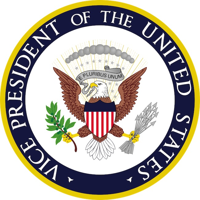 Seal of the Vice-President of the United States