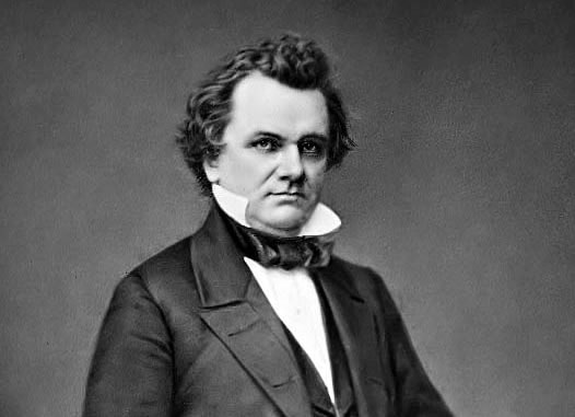 """The Little Giant,"" Stephen A. Douglas"