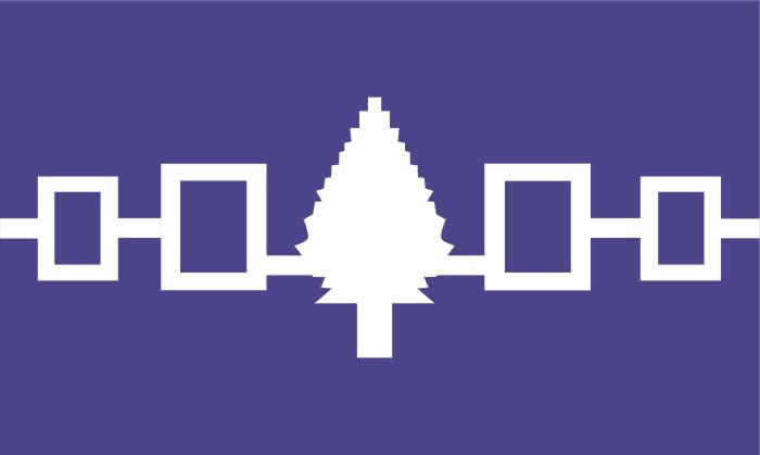 Iroquois Nation Flag