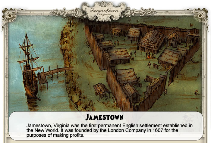 Jamestown, America's first permanent colony
