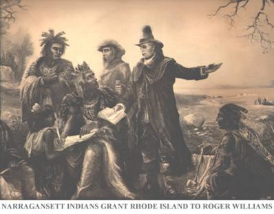 Roger Williams and the Rhode Island Colony