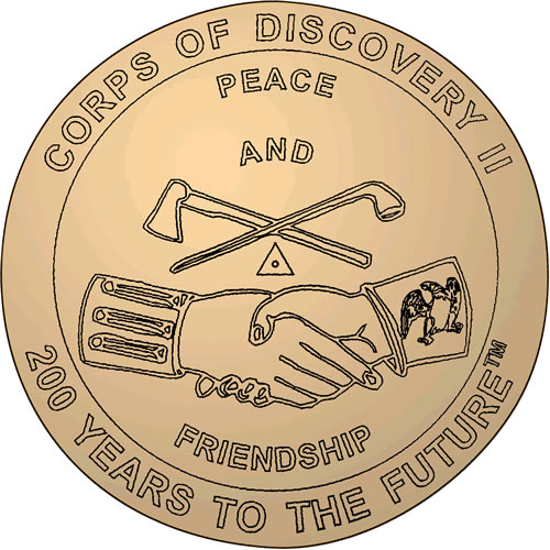 Corps of Discovery Badge