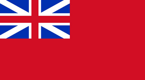 New Jersey Colonial Flag